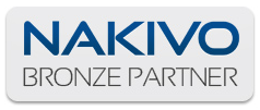 NAKIVO PARTNER BRONZE